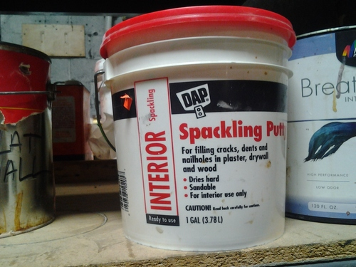 DAP spackling putty